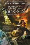 Rick Riordan - Percy Jackson és az olimposziak 5. - Az utolsó olimposzi - PUHA BORÍTÓS