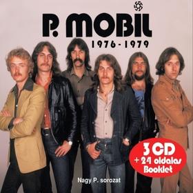 P.MOBIL - P.MOBIL 1976-1979 3CD VIKIDÁL ÉVEK