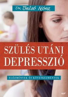 Belső Nóra - Szülés utáni depresszió - Előzmények és következmények [eKönyv: epub, mobi]