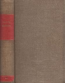 Dante Alighieri - La divine comédie [antikvár]