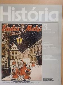 Ádám Magda - História 1990/3. [antikvár]