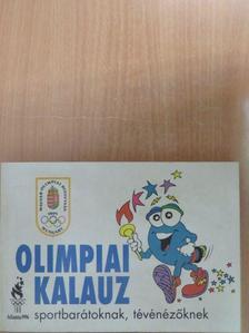 Olimpiai kalauz 1996 [antikvár]