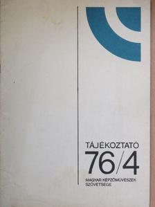 Aba Novák Judit - Tájékoztató 1976/4. [antikvár]