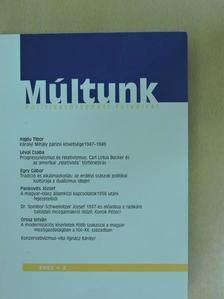 Egry Gábor - Múltunk 2003/2. [antikvár]