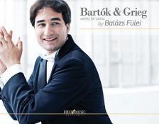 BARTÓK, GRIEG - WORKS FOR PIANO CD FÜLEI BALÁZS