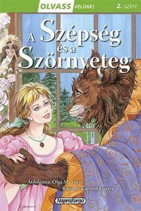 Olvass velünk! (2) - A szépség és a szörnyeteg