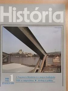 Erényi Tibor - História 1986/1. [antikvár]