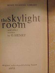 O. Henry - The Skylight room [antikvár]