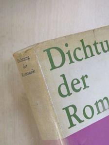 Achim von Arnim - Lyrik [antikvár]