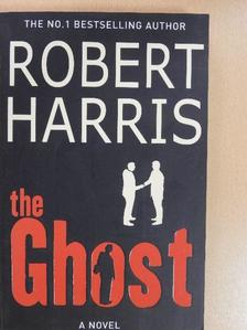 Robert Harris - The Ghost [antikvár]