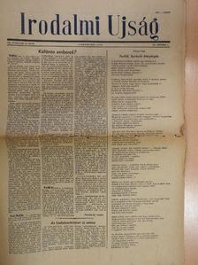 Keszi Imre - Irodalmi Ujság 1956. október 6. [antikvár]