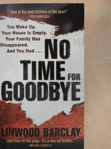 Linwood Barclay - No time for goodbye [antikvár]