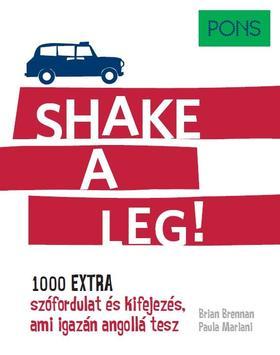 Brian Brennan, Paula Mariani - PONS Shake a leg