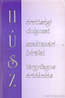 Pásztor Bertalan - Húsz érettségi dolgozat, húsz szaktanári bírálat, húsz tárgyilagos értékelés [antikvár]