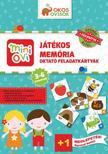 Mini Ovi Játékos Memória - feladatlap - 3-6 éveseknek