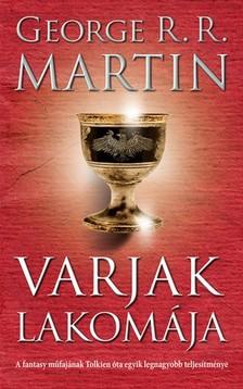 George R. R. Martin - Varjak lakomája [eKönyv: epub, mobi]