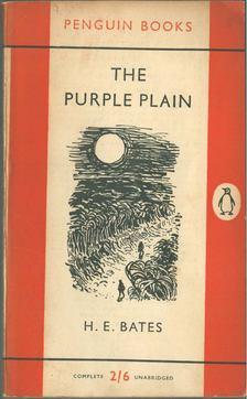 H. E. Bates - The Purple Plain [antikvár]