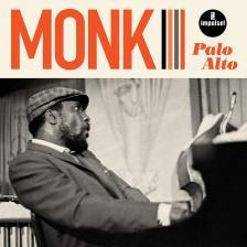 THELONIOUS MONK - PALO ALTO CD THELONIOUS MONK