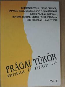 Bohumil Hrabal - Prágai tükör 1993/4. [antikvár]