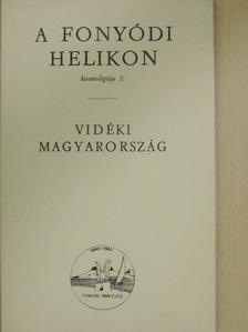 Bertók László - A Fonyódi Helikon kisantológiája 2. [antikvár]