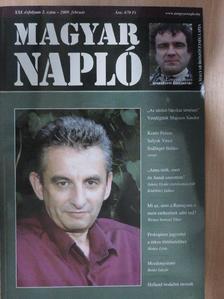 Benke László - Magyar Napló 2009. február [antikvár]
