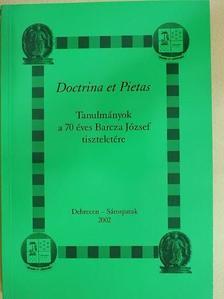 Bölcskei Gusztáv - Doctrina et Pietas [antikvár]