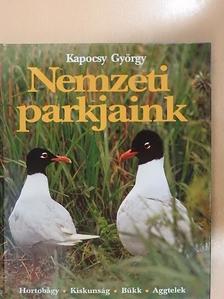 Kapocsy György - Nemzeti parkjaink [antikvár]