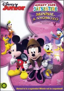 Disney - Mickey Egér játszótere - Minnie, a nyomozó