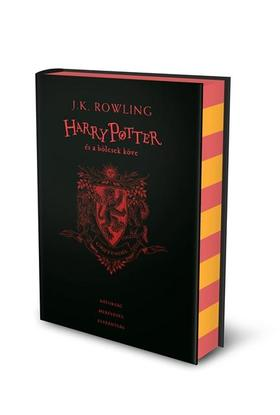 J. K. Rowling - Harry Potter és a bölcsek köve - Griffendéles kiadás ###