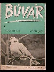 Aldobolyi Nagy Miklós - Búvár 1941. február [antikvár]