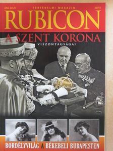 Bertényi Iván - Rubicon 2011/1. [antikvár]