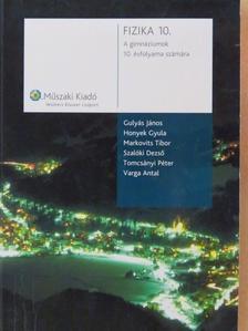 Gulyás János - Fizika 10. [antikvár]