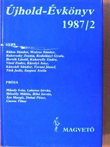 Ács Margit - Újhold-Évkönyv 1987/2 [antikvár]