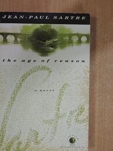 Jean-Paul Sartre - The Age of Reason [antikvár]