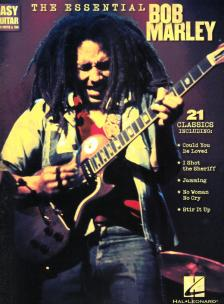 Bob Marley - THE ESSENTIAL BOB MARLEY FOR EASY GUITAR WITH NOTES & TAB