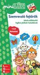 Szemrevaló fejtörők - Iskola-előkészítő logikai játékok haladóknak