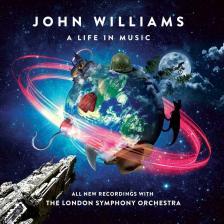 John Williams (zeneszerző) - LIFE IN MUSIC LP JOHN WILLIAMS - COSMIC COLOURED VINYL