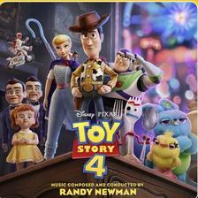 FILMZENE - TOY STORY 4 - CD