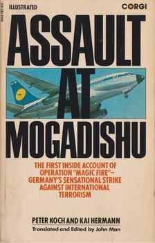Herman Koch - Assault at Mogadishu [antikvár]