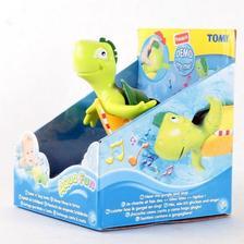 Tomy Felhúzható, úszó pancsi teknős