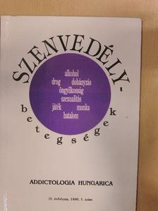 David Lester - Addictologia Hungarica 1995/1. [antikvár]
