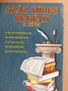 Charles-Ferdinand Ramuz - Száz híres regény II. (töredék) [antikvár]