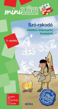 Szó-rakodó 3.osztály - játékos anyanyelvi feladatok
