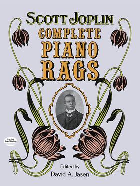 JOPLIN - COMPLETE PIANO RAGS (ED. DAVID A. JASEN)