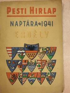 Áprily Lajos - Pesti Hirlap Naptára 1941. [antikvár]