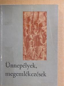 Ady Endre - Ünnepélyek, megemlékezések [antikvár]