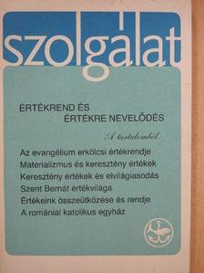 András Imre - Szolgálat 1990. Karácsony [antikvár]