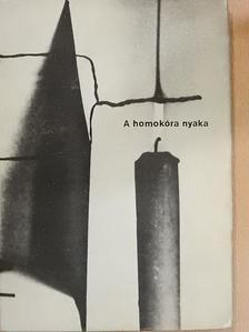 Horváth Elemér - A homokóra nyaka [antikvár]