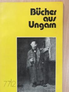 Dévényi Iván - Bücher aus Ungarn 1977/2. [antikvár]