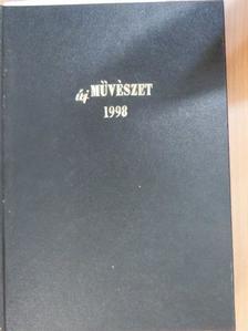 Acsay Judit - Új művészet 1998. (nem teljes évfolyam) [antikvár]